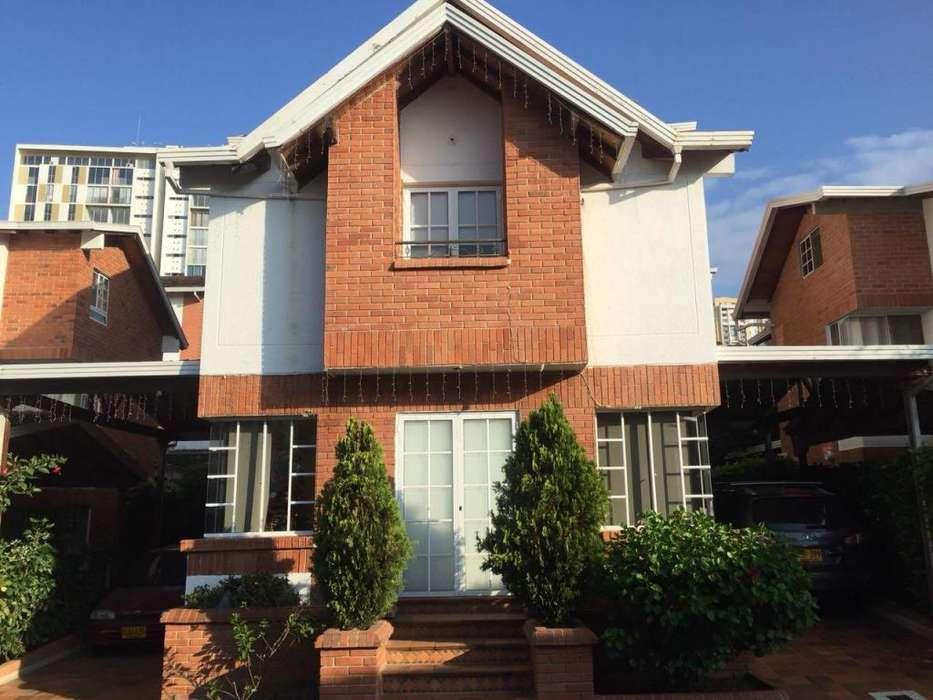 ARRIENDO CLUB HOUSE 1 CASA 9 CAÑAVERAL FLORIDABLANCA