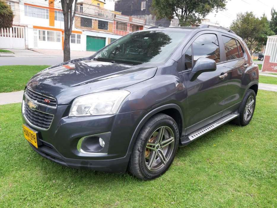Chevrolet Tracker 2016 - 27000 km