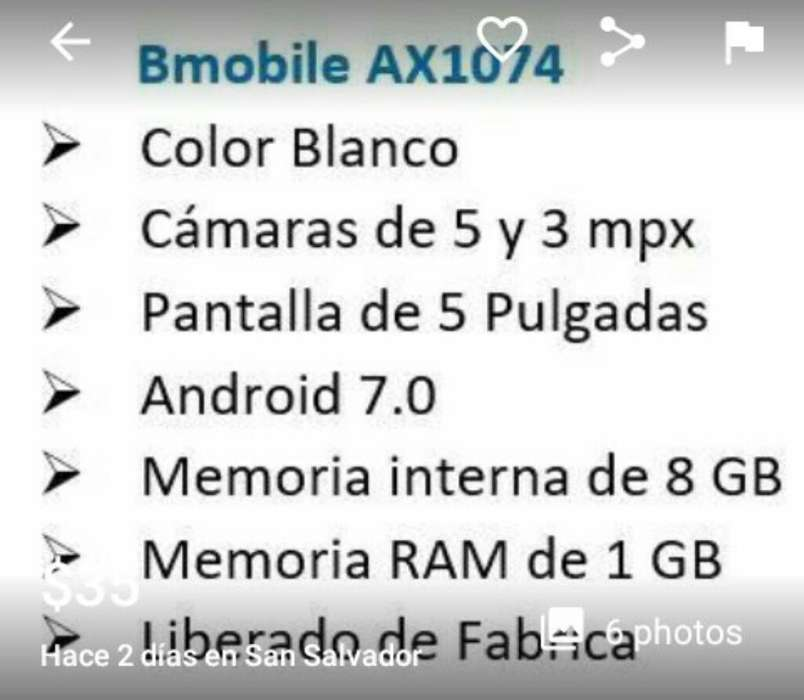 Vendo Un Bmobile