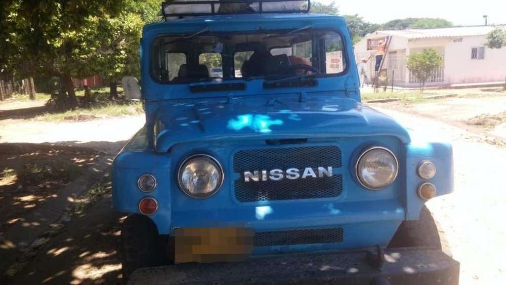 Nissan Patrol  1982 - 50000 km