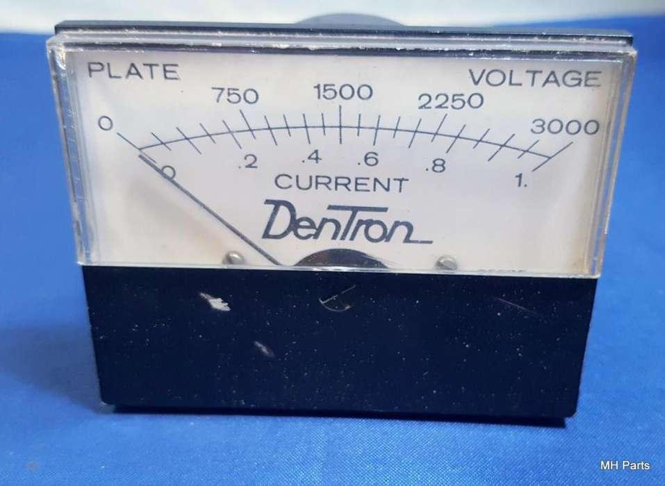 Dentron RF Watts Meter Usado
