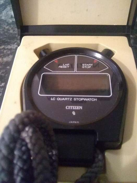 Cronometro <strong>citizen</strong> para 2 Tiempos
