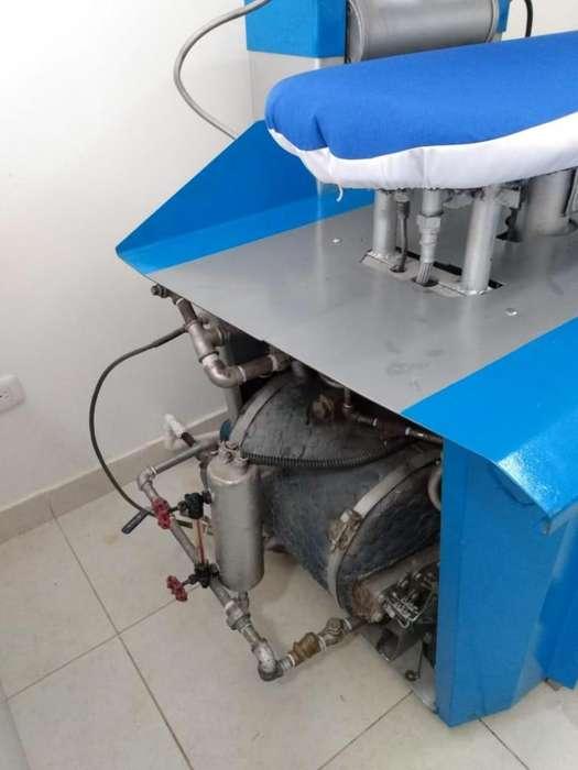Plancha Industrial de lavandería