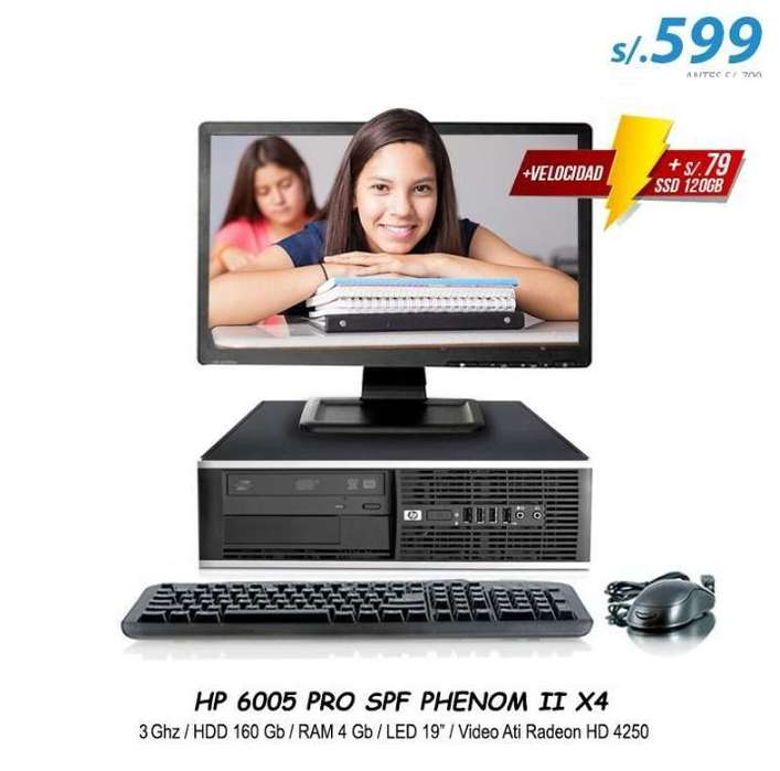 Vendo Computadoras HP