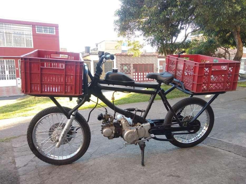 Bicicleta de Carga con Motor 110