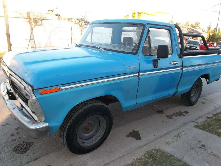 <strong>ford</strong> F-100 1976 - 111000 km