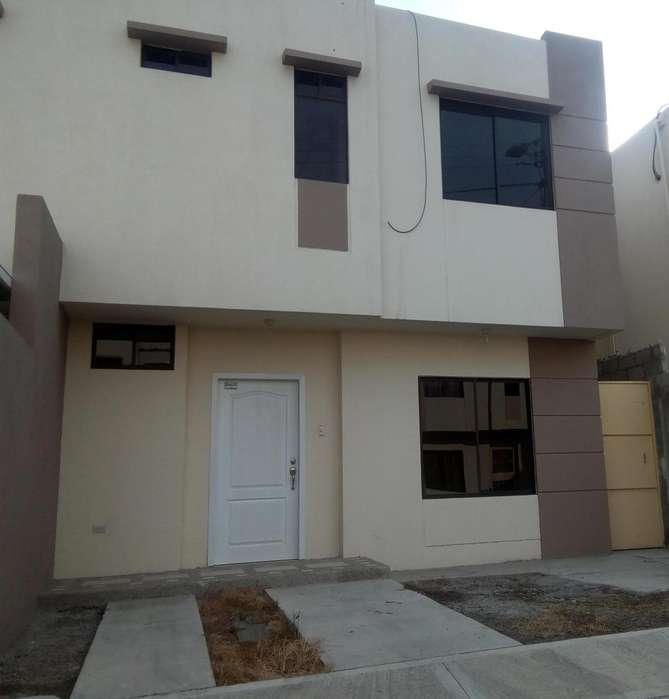 Casa Nueva en Manta
