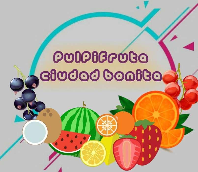Rica Pulpa de Fruta Natural