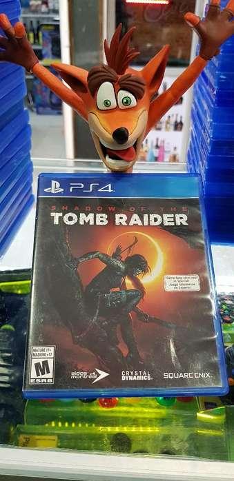 Tom Raider Shadoms