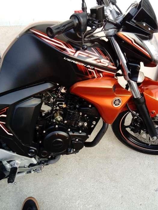 Vendo O Cambio Yamaha Fz S a Inyeccion
