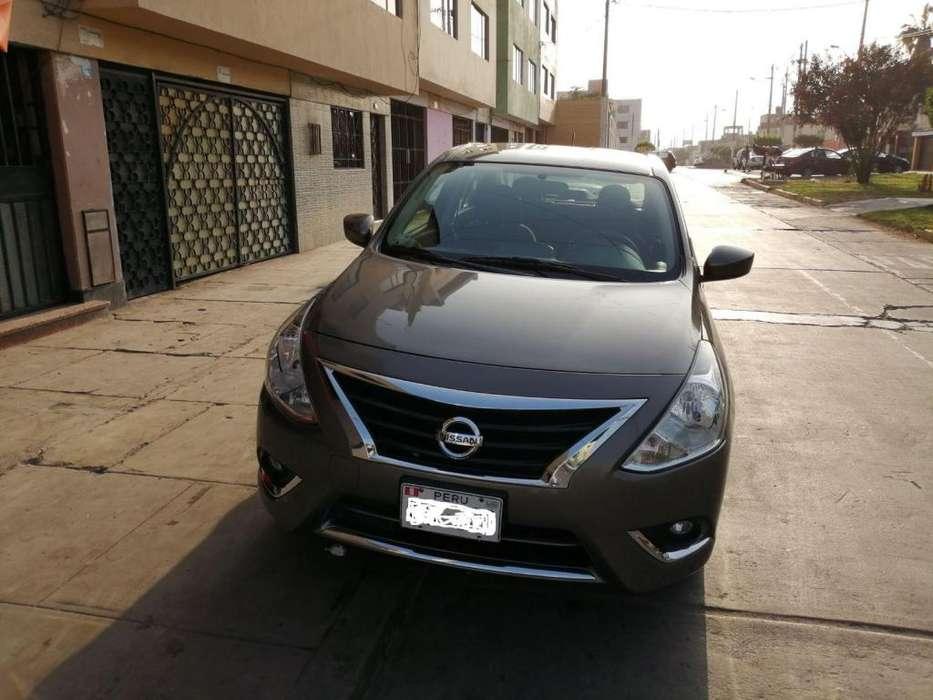 Nissan Versa 2015 - 40500 km