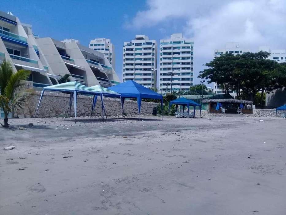 Alquiler de Departamento en Jardines de Puerto Lucía, ruta del Spondylus, Santa Elena