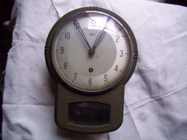 cambio o vendo reloj pendulo marca smiths enfield