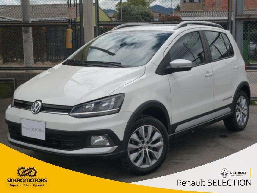 Volkswagen Crossfox 2016 - 45500 km