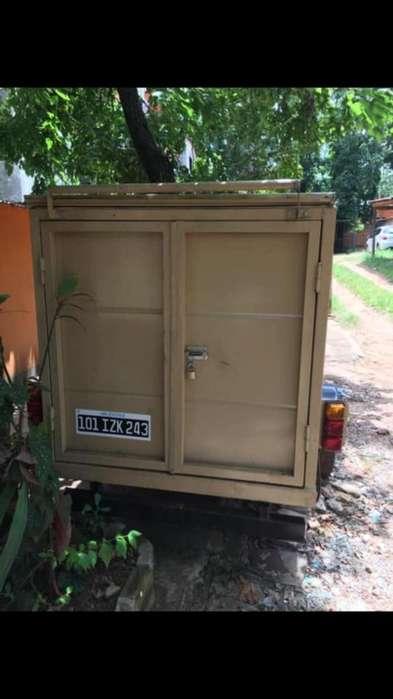 Vendo o permuto trailer nuevo contacto 3764233021