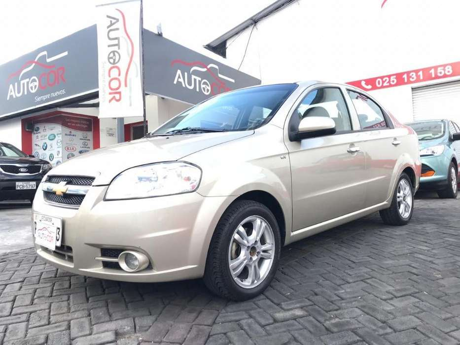 Chevrolet Aveo 2016 - 49000 km
