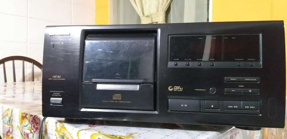 Cd Player 25 Discos