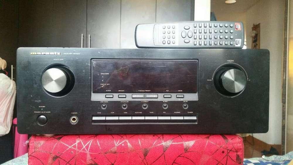 Amplificador Receiver Marantz Sr4320