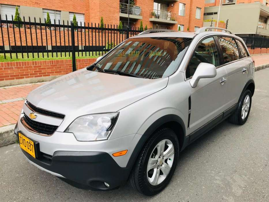 Chevrolet Captiva 2016 - 38000 km