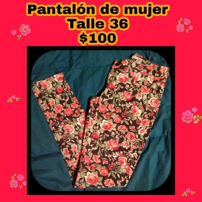 Pantalon de <strong>mujer</strong>