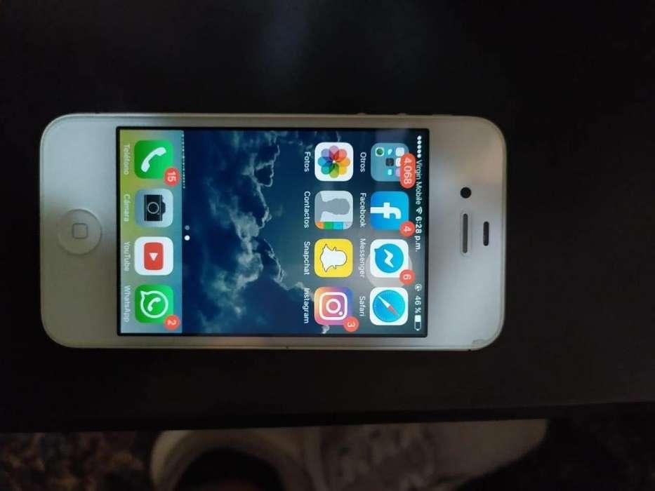 vendo vendo iphone 4s