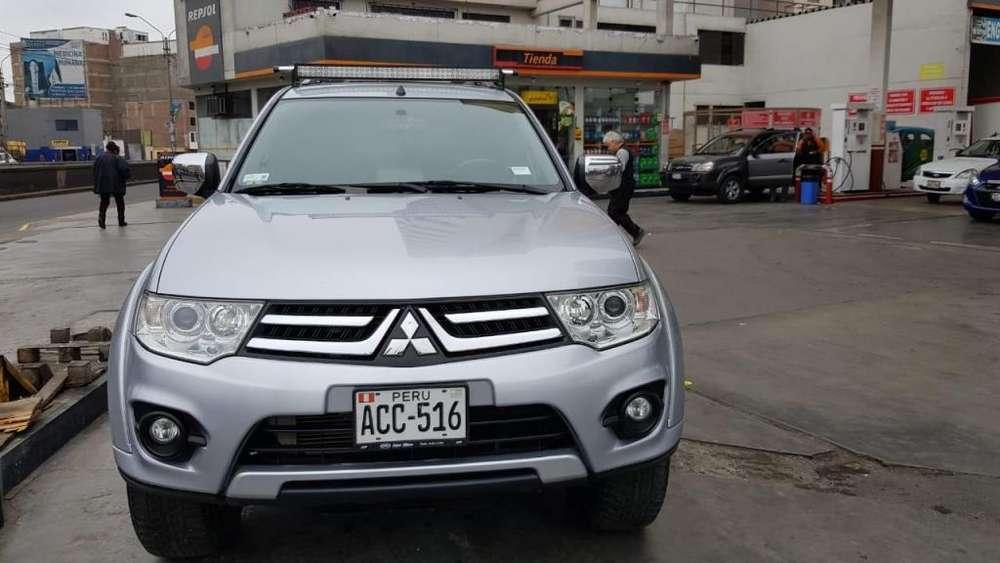 Mitsubishi Montero 2014 - 81000 km