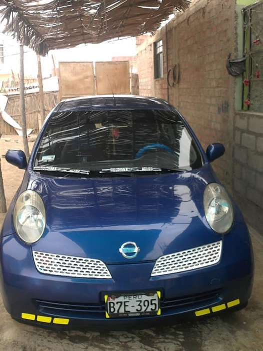 Nissan March 2003 - 0 km