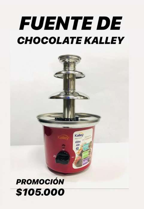 Fuente de Chocolate Kalley