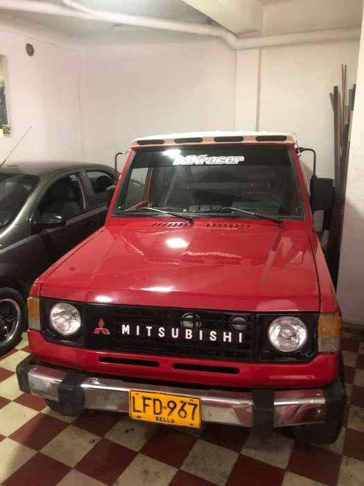 <strong>mitsubishi</strong> Campero 1983 - 100000 km