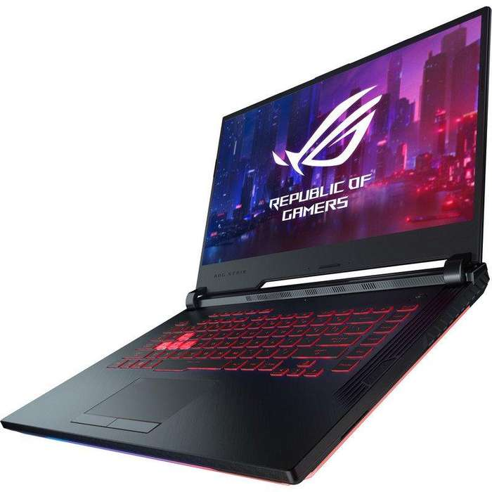 Laptop Asus Rog Strix 9300h Geforce Gtx 1660ti Ssd 512gb