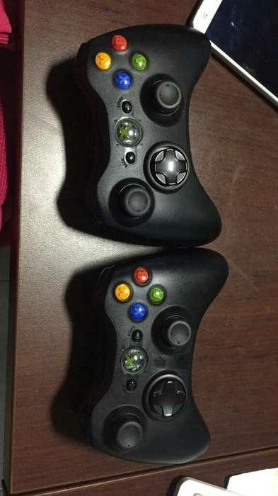 Xbox 360 Y Controles