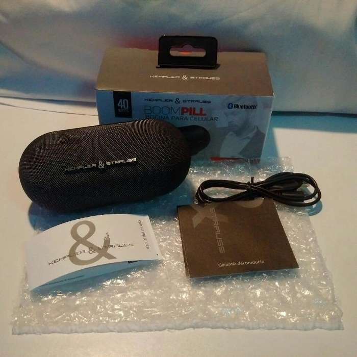 Vendo Parlante Bluetooth