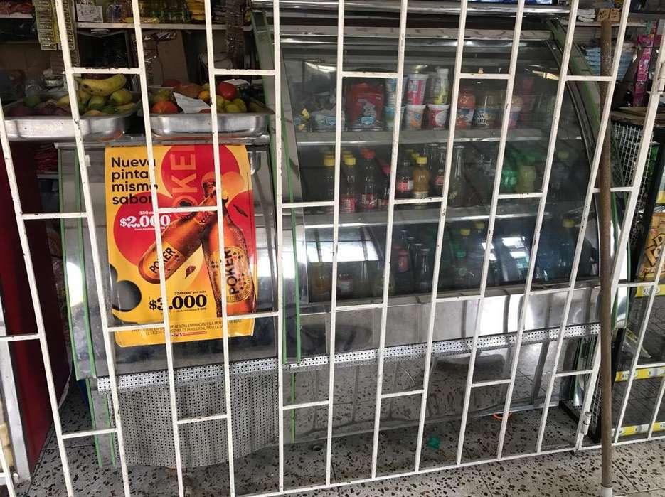 Refrigerador Vitrina 3 Bandejas
