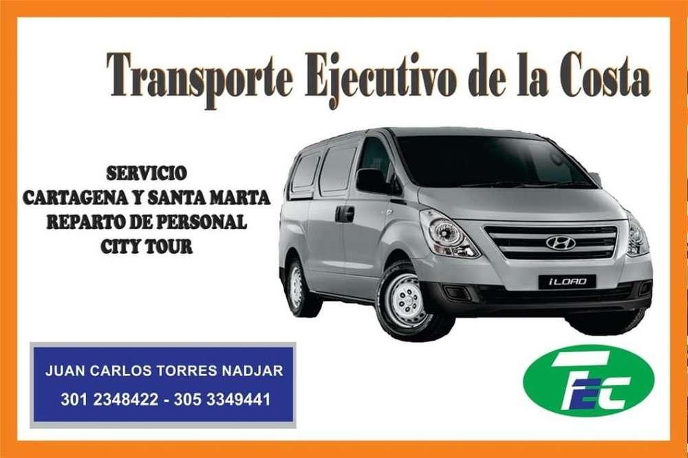 Servicio Transporte Regional Y Citytour