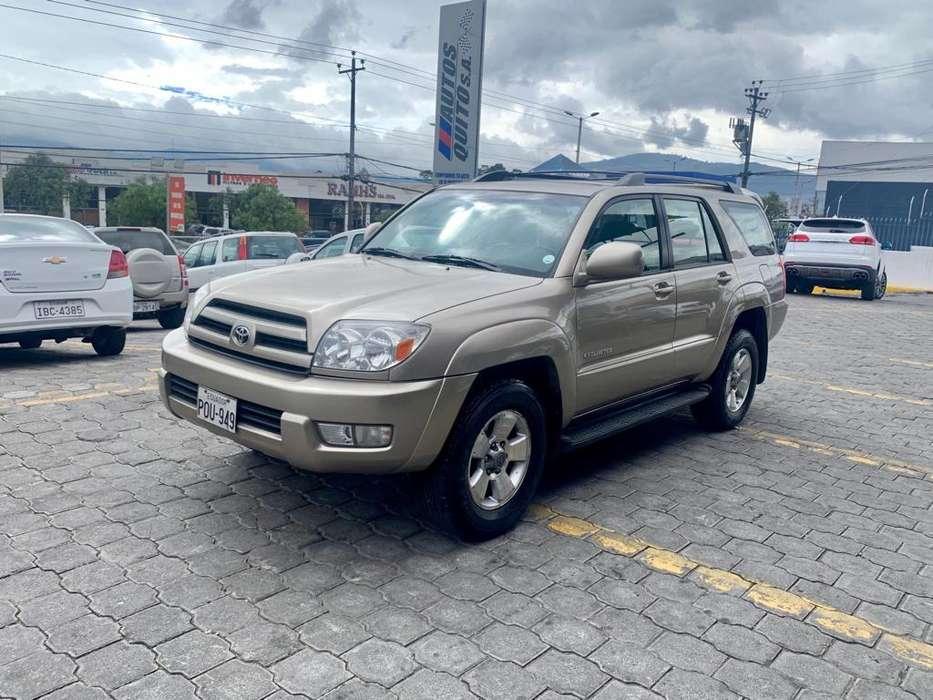 Toyota 4Runner 2005 - 200000 km