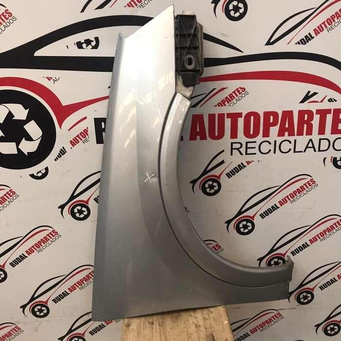 Guardabarro Delantero Derecho Chevrolet Corsa 3515 Oblea:03052083