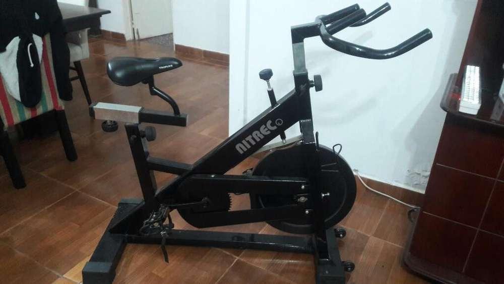 Vendo Bici Speening. muy Poco Uso. 8.000