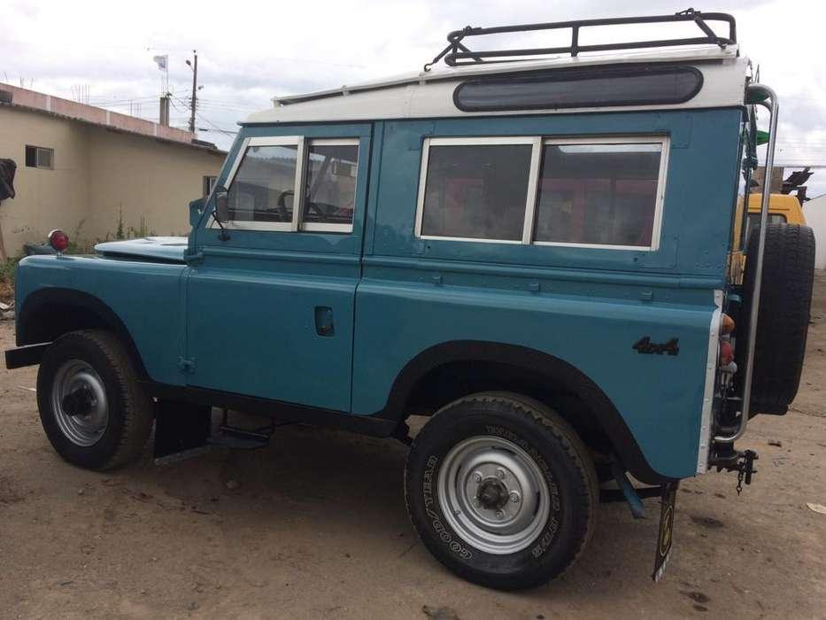 Land <strong>rover</strong> Otro 1971 - 100 km