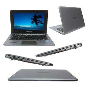 OFERTA notebook advance touch plomo