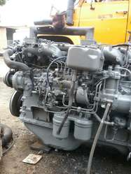 Motor Mitsubishi Fuso