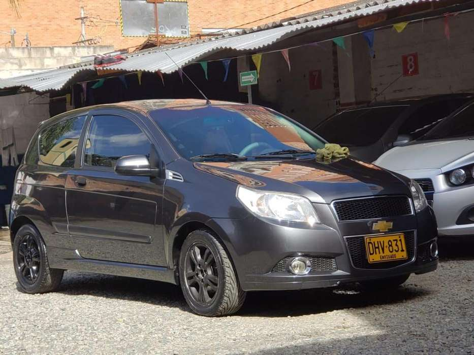 Chevrolet Aveo Emotion 2012 - 98000 km