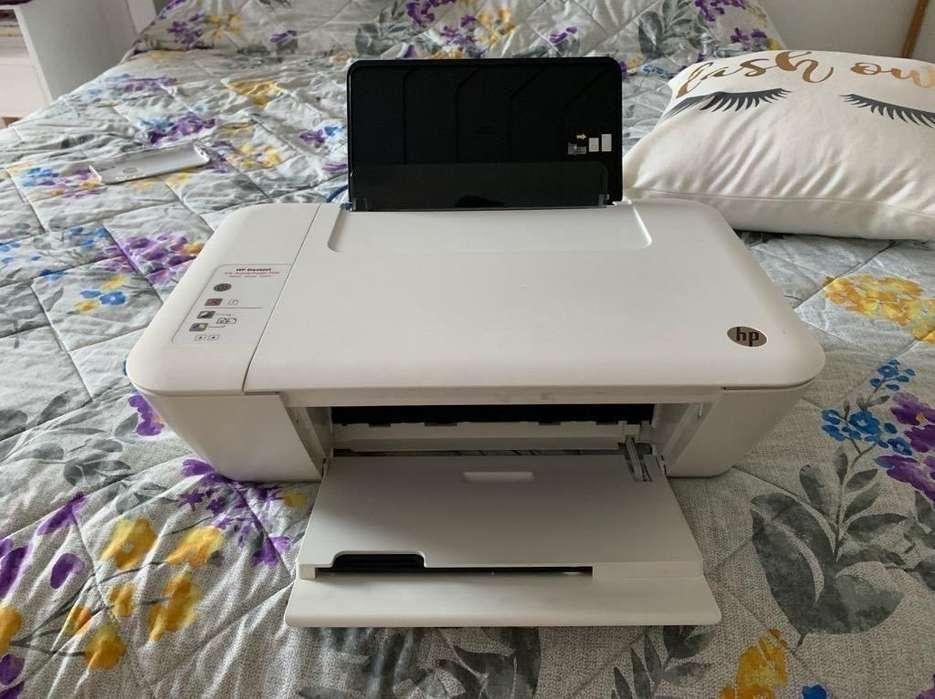 Impresora con Scanner Hp