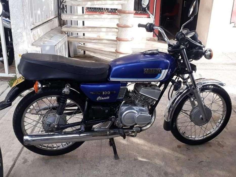 Yamaha Rx100 Clasica