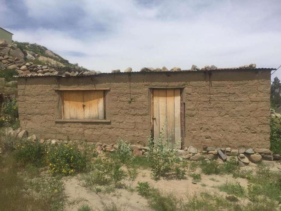 Vendo Terreno en Quequeña