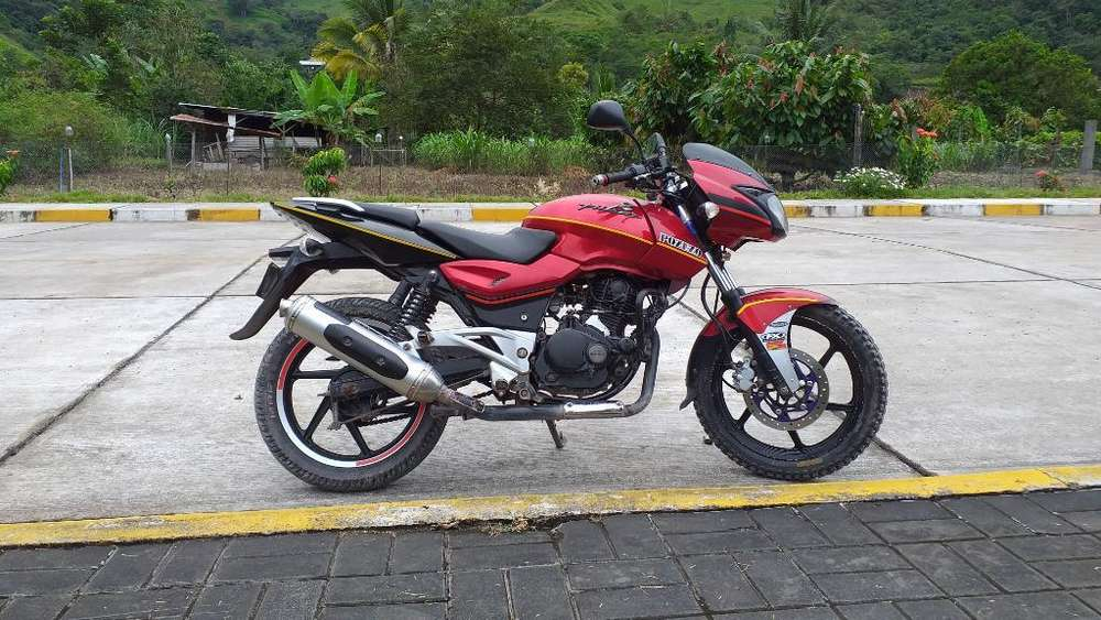 Vendo Mi Moto Pulsar.