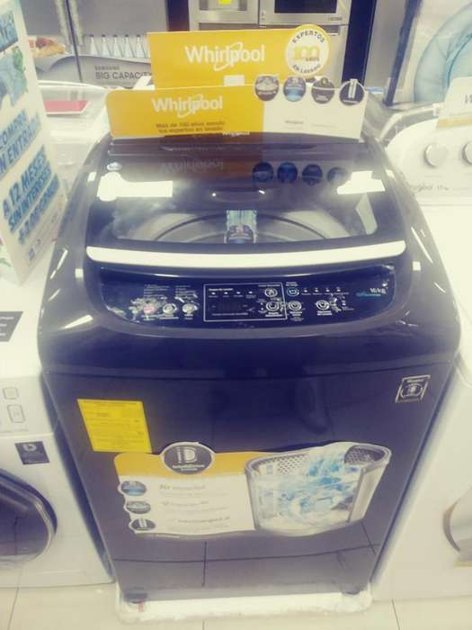 <strong>lavadora</strong> Whirlpool Nueva de Paquete