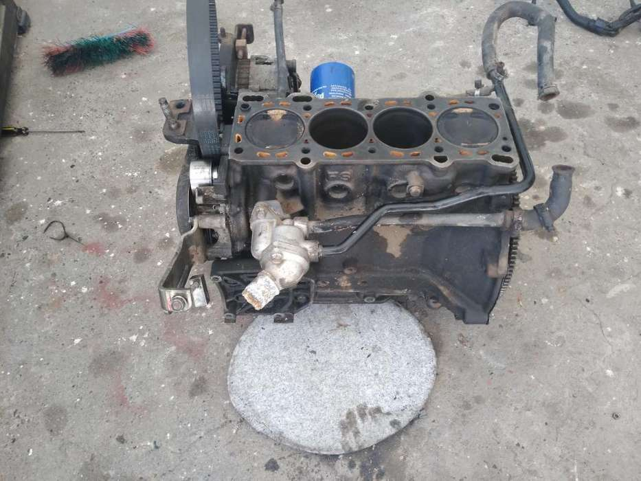 Motor de Mazury Masda