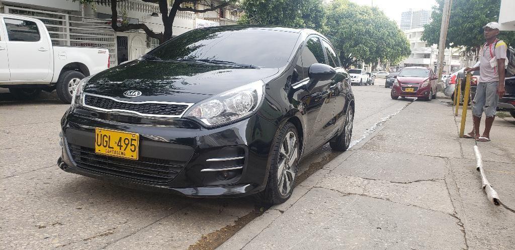 L.m Autos Vende Kia Rio Spice Hatchback
