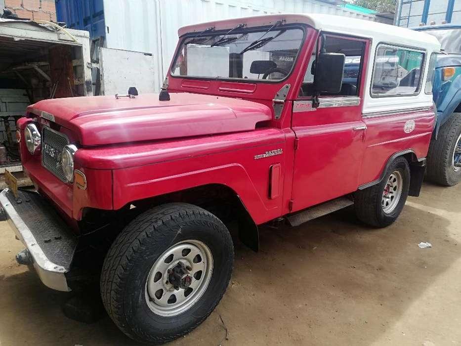 Nissan Patrol  1980 - 45000 km