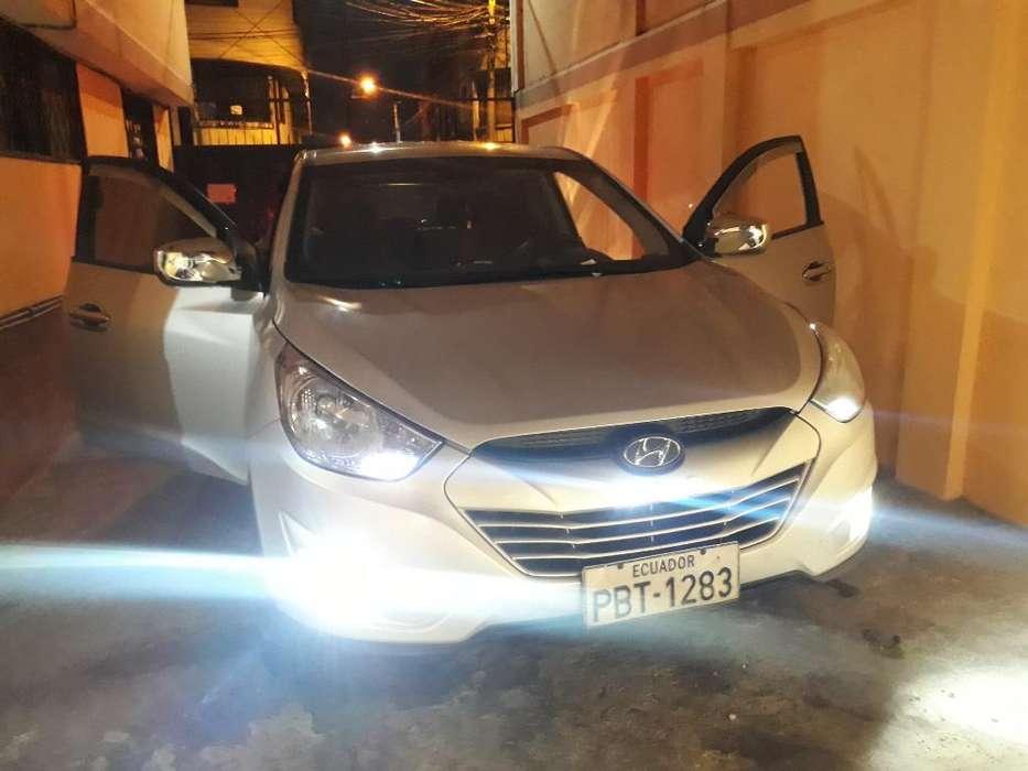 Hyundai Tucson 2012 - 147000 km